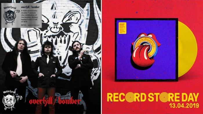 Motörhead & Rolling Stones – Sound Go Round